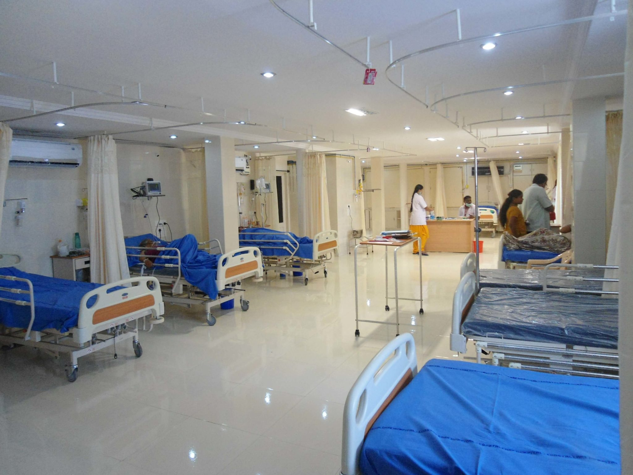 Coastal Care ICU