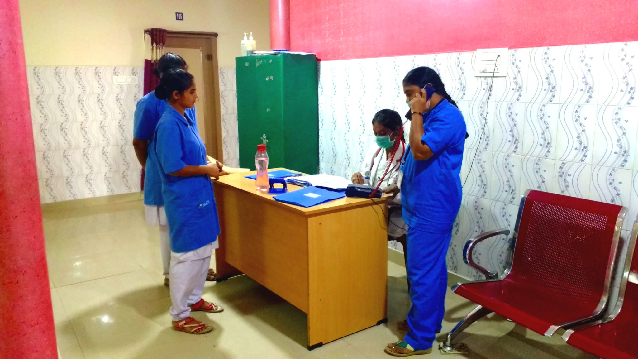 Coastal Care Hospital Staff Guntur